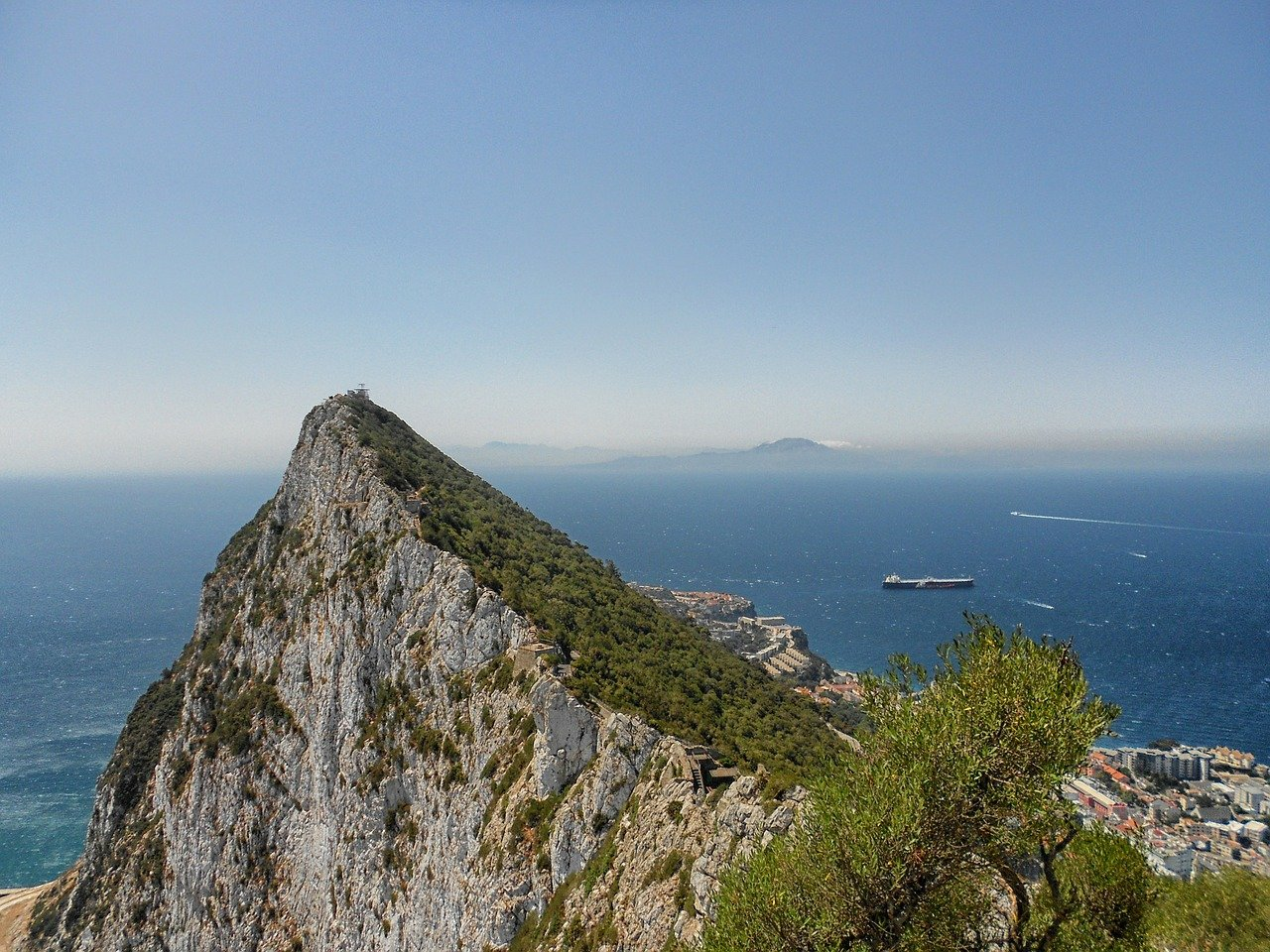 Poem: You're My Rock of Gibraltar
