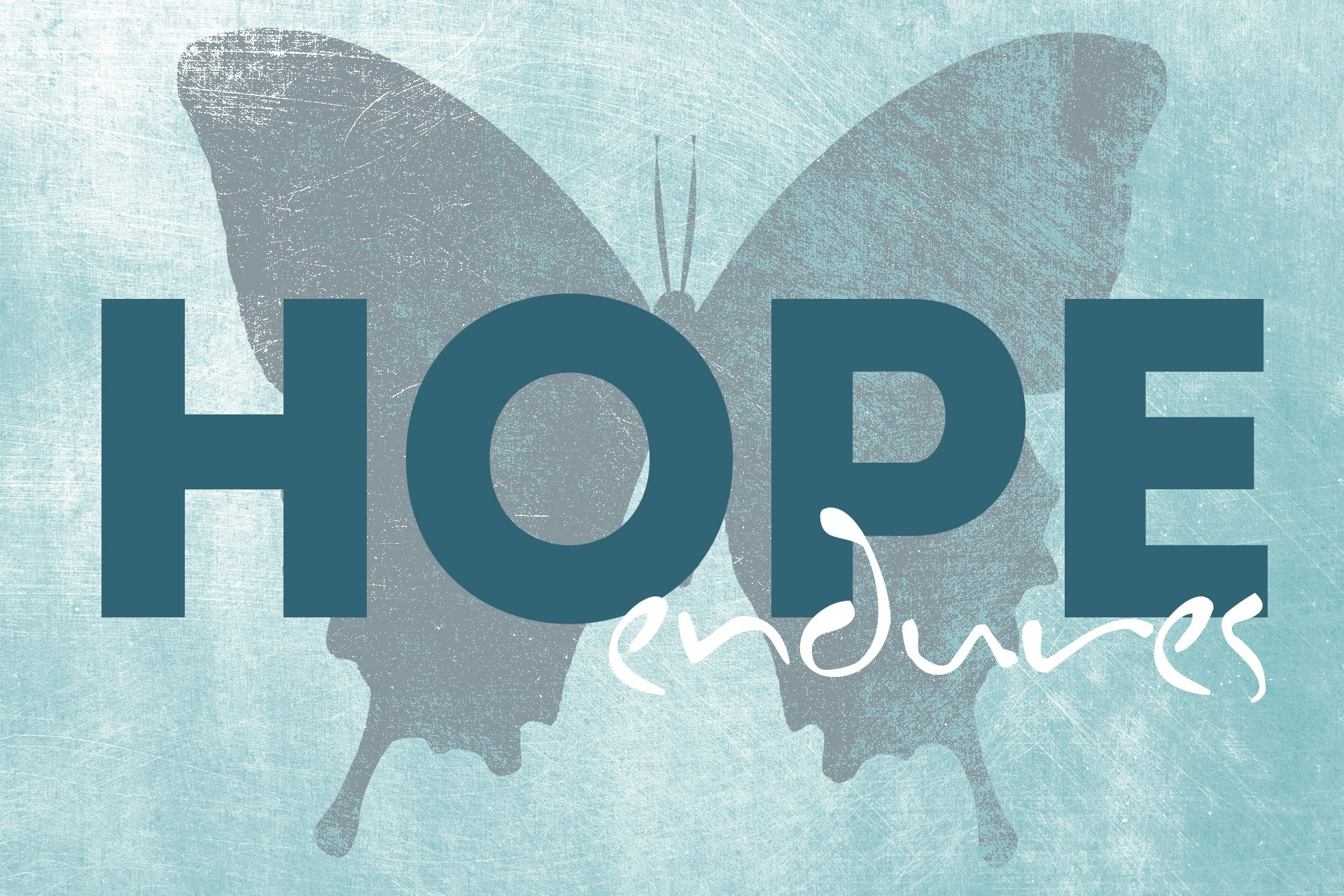 Poem: Clinging Onto Hope
